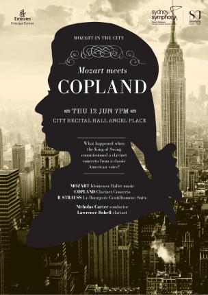 Mozart meets Copland