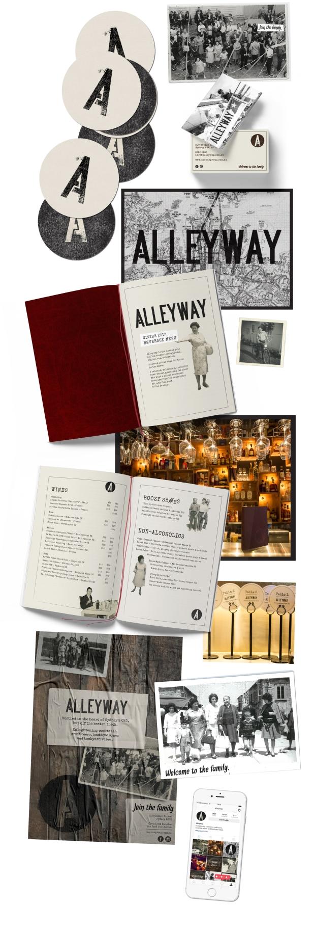 Alleyway-Website
