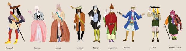 LMF-Costume